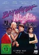 Cover-Bild zu Kwasizur, Craig Thomas (Prod.): Baywatch Nights - Die Komplettbox: Staffeln 1-2 (12 DVDs)