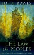 Cover-Bild zu Rawls, John: The Law of Peoples