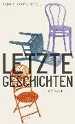 Cover-Bild zu Tokarczuk, Olga: Letzte Geschichten