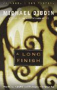 Cover-Bild zu Dibdin, Michael: A Long Finish
