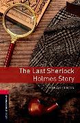 Cover-Bild zu Dibdin, Michael: Oxford Bookworms Library: Level 3:: The Last Sherlock Holmes Story