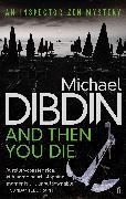 Cover-Bild zu Dibdin, Michael: And Then You Die