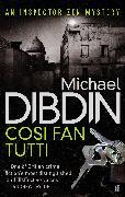 Cover-Bild zu Dibdin, Michael: Cosi Fan Tutti