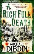 Cover-Bild zu Dibdin, Michael: A Rich Full Death