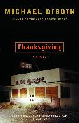 Cover-Bild zu Dibdin, Michael: Thanksgiving