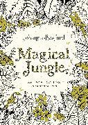 Cover-Bild zu Basford, Johanna: Magical Jungle: 36 Postcards to Color and Send