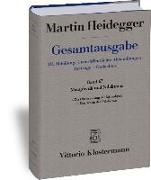 Cover-Bild zu Heidegger, Martin: Gesamtausgabe. 4 Abteilungen / 3. Abt: Unveröffentlichte Abhandlungen / Metaphysik und Nihilismus. 1. Die Überwindung der Metaphysik (1938/39) 2. Das Wesen des Nihilismus (1946-48)