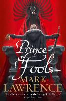 Cover-Bild zu Lawrence, Mark: Prince of Fools