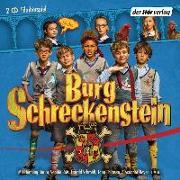 Cover-Bild zu Burg Schreckenstein von Hassencamp, Oliver