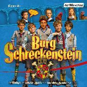 Cover-Bild zu Burg Schreckenstein (Audio Download) von Hassencamp, Oliver