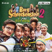 Cover-Bild zu Burg Schreckenstein II (Audio Download) von Hassencamp, Oliver