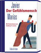 Cover-Bild zu Marías, Javier: Der Gefühlsmensch (Limitierte Vorzugsaugabe in Halbpergament im Schmuckschuber)