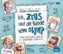 Cover-Bild zu Schwieger, Frank: Ich, Zeus, und die Bande vom Olymp