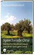 Cover-Bild zu Breitenbach, Roland (Hrsg.): Sprechende Orte