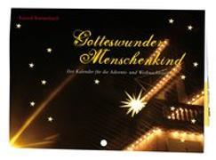 Cover-Bild zu Breitenbach, Roland: Gotteswunder Menschenkind