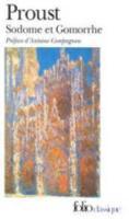 Cover-Bild zu Proust, Marcel: A la recherche du temps perdu 4. Sodome et Gomorrhe