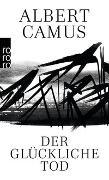 Cover-Bild zu Camus, Albert: Der glückliche Tod