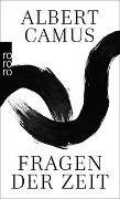 Cover-Bild zu Camus, Albert: Fragen der Zeit