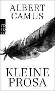 Cover-Bild zu Camus, Albert: Kleine Prosa