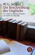Cover-Bild zu Sebald, W.G.: Die Beschreibung des Unglücks