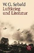 Cover-Bild zu Sebald, W.G.: Luftkrieg und Literatur