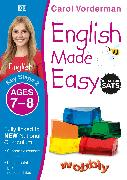 Cover-Bild zu Vorderman, Carol: English Made Easy, Ages 7-8 (Key Stage 2)