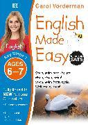 Cover-Bild zu Vorderman, Carol: English Made Easy, Ages 6-7 (Key Stage 1)