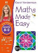 Cover-Bild zu Vorderman, Carol: Maths Made Easy: Advanced, Ages 8-9 (Key Stage 2)