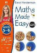 Cover-Bild zu Vorderman, Carol: Maths Made Easy: Advanced, Ages 5-6 (Key Stage 1)