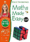 Cover-Bild zu Vorderman, Carol: Maths Made Easy: Beginner, Ages 9-10 (Key Stage 2)