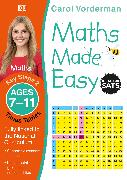 Cover-Bild zu Vorderman, Carol: Maths Made Easy: Times Tables, Ages 7-11 (Key Stage 2)