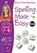 Cover-Bild zu Vorderman, Carol: Spelling Made Easy, Ages 7-8 (Key Stage 2)