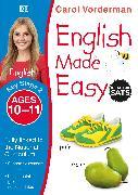Cover-Bild zu Vorderman, Carol: English Made Easy, Ages 10-11 (Key Stage 2)