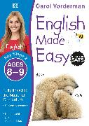 Cover-Bild zu Vorderman, Carol: English Made Easy, Ages 8-9 (Key Stage 2)