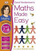 Cover-Bild zu Vorderman, Carol: Maths Made Easy Ages 7-8 Key Stage 2 Advanced