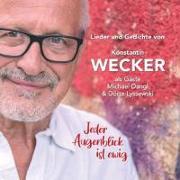 Cover-Bild zu Wecker, Konstantin (Komponist): Jeder Augenblick ist ewig