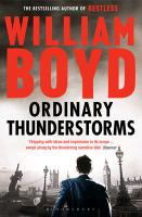Cover-Bild zu Boyd, William: Ordinary Thunderstorms