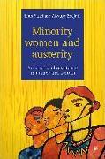 Cover-Bild zu Minority women and austerity von Bassel, Leah (University of Leicester)