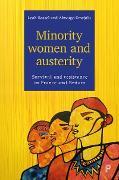 Cover-Bild zu Minority women and austerity (eBook) von Bassel, Leah