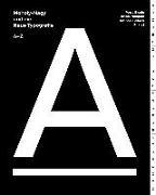 Cover-Bild zu Eisele, Petra (Hrsg.): Moholy-Nagy und die Neue Typografie