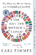 Cover-Bild zu Zimmer, Carl: She Has Her Mother's Laugh