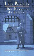 Cover-Bild zu Perutz, Leo: Der Marques de Bolibar