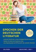 Cover-Bild zu May, Yomb: Epochen der deutschen Literatur