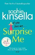 Cover-Bild zu Kinsella, Sophie: Surprise Me