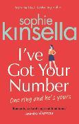 Cover-Bild zu Kinsella, Sophie: I've Got Your Number