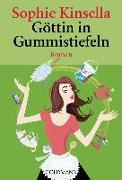 Cover-Bild zu Kinsella, Sophie: Göttin in Gummistiefeln