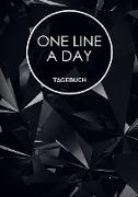 Cover-Bild zu One Line a Day - Das Tagebuch für deine Gedanken zum Tag von Day Dreamer (Hrsg.)
