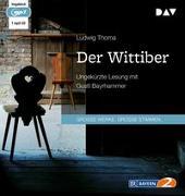 Cover-Bild zu Thoma, Ludwig: Der Wittiber