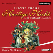 Cover-Bild zu Thoma, Ludwig: Heilige Nacht