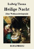 Cover-Bild zu Ludwig Thoma: Heilige Nacht